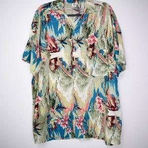 Other - Koko Knot Tropical Hawaiian Shirt